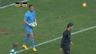 Sporting CP, Jogada, Carrillo aos 11'