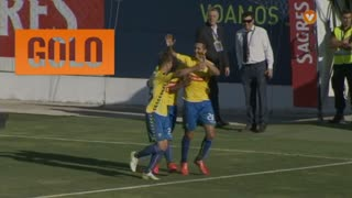 GOLO! Estoril Praia, Rúben Fernandes aos 91', Estoril Praia 2-0 Boavista FC