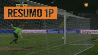 I Liga (28ªJ): Resumo FC Arouca 0-1 Belenenses SAD