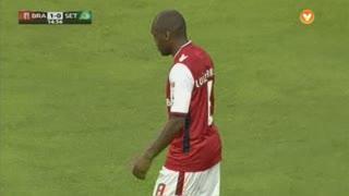 SC Braga, Jogada, Luiz Carlos aos 16'