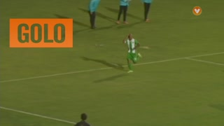 GOLO! Rio Ave FC, Del Valle aos 52', Belenenses 0-3 Rio Ave FC