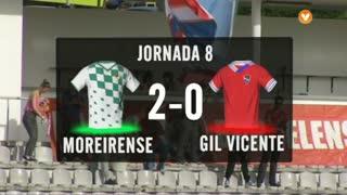I Liga (8ªJ): Resumo Moreirense FC 2-0 Gil Vicente FC