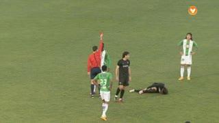 Vitória FC, Jogada, Adama François aos 85'