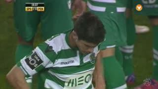 Sporting CP, Jogada, Tobias Figueiredo aos 10'