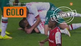 GOLO! Marítimo M., Danilo Pereira aos 65', SC Braga 1-2 Marítimo M.