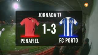 I Liga (17ªJ): Resumo FC Penafiel 1-3 FC Porto