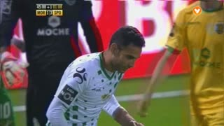 Moreirense FC, Jogada, Danielson aos 45'