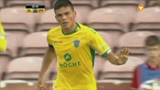 Sporting CP, Jogada, J. Silva aos 35'