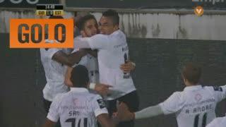 GOLO! Vitória SC, Ricardo Valente aos 15', Vitória SC 1-0 Estoril Praia