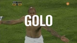 GOLO! Rio Ave FC, Del Valle aos 95', Rio Ave FC 2-1 SL Benfica