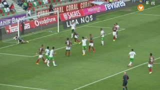 Marítimo M., Jogada, Danilo Pereira aos 35'