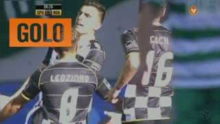 GOLO! Boavista FC, Zé Manuel aos 7', Sporting CP 1-1 Boavista FC