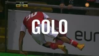 GOLO! SC Braga, Felipe Pardo aos 82', SC Braga 1-0 Gil Vicente FC