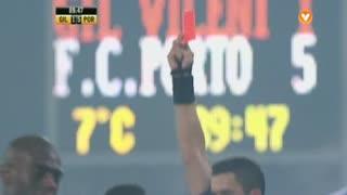 FC Porto, Jogada, Alex Sandro aos 90'