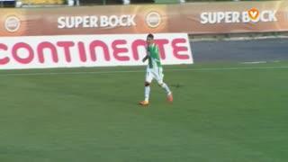 Vitória FC, Jogada, Zequinha aos 22'