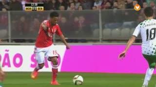 SL Benfica, Jogada, Eliseu aos 12'
