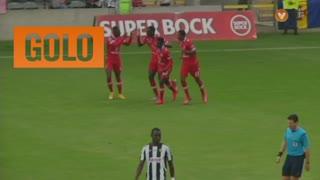 GOLO! Gil Vicente FC, Simy aos 75', CD Nacional 2-2 Gil Vicente FC