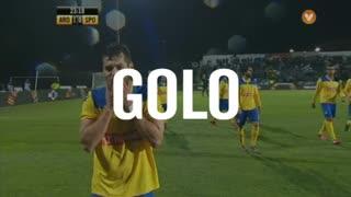 GOLO! FC Arouca, David Simão aos 24', FC Arouca 1-0 Sporting CP