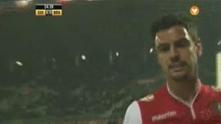 SC Braga, Jogada, André Pinto aos 25'