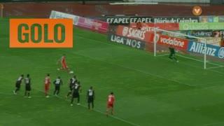 GOLO! Gil Vicente FC, Ricardo Cadú aos 67', A. Académica 1-2 Gil Vicente FC