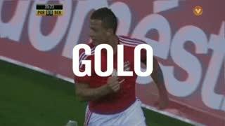 GOLO! SL Benfica, Lima aos 36', FC Porto 0-1 SL Benfica