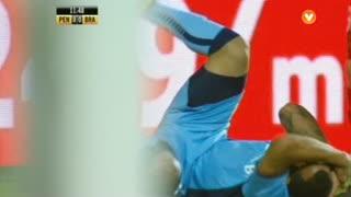 SC Braga, Jogada, Tiago Gomes aos 11'