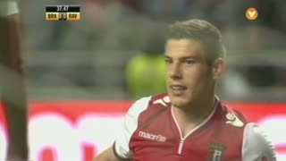 SC Braga, Jogada, Pedro Tiba aos 38'