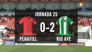 I Liga (25ªJ): Resumo FC Penafiel 0-2 Rio Ave FC