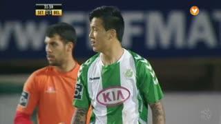 Vitória FC, Jogada, Hyun-Jun Suk aos 32'