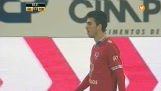 Gil Vicente FC, Jogada, Paulinho aos 2'