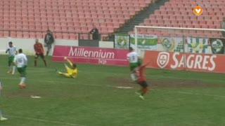 FC Penafiel, Jogada, André Fontes aos 21'