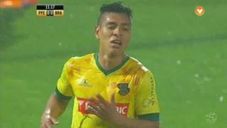 FC P.Ferreira, Jogada, Hurtado aos 11'