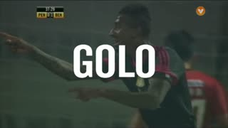 GOLO! SL Benfica, Talisca aos 37', FC Penafiel 0-1 SL Benfica