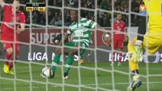 Sporting CP, Jogada, Carlos Mané aos 23'