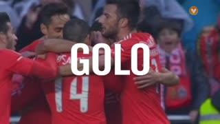 GOLO! SL Benfica, Lima aos 23', SL Benfica 1-0 Boavista FC