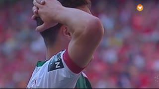Marítimo M., Jogada, Alex Soares aos 15'