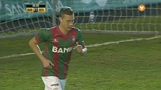 Marítimo M., Jogada, Alex Soares aos 47'