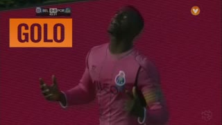 GOLO! FC Porto, Jackson Martínez aos 44', Belenenses 0-1 FC Porto