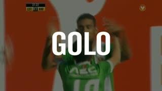 GOLO! Rio Ave FC, Hassan aos 37', Estoril Praia 0-1 Rio Ave FC