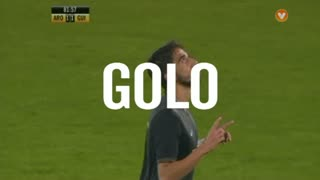 GOLO! Vitória SC, Josué aos 82', FC Arouca 1-1 Vitória SC