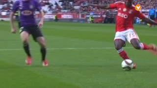 SL Benfica, Jogada, Ola John aos 33'