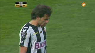 CD Nacional, Jogada, Tiago Rodrigues aos 13'
