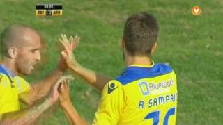 FC Arouca, Jogada, Rui Sampaio aos 69'
