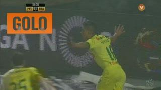 GOLO! FC P.Ferreira, Hurtado aos 55', FC P.Ferreira 1-1 SC Braga