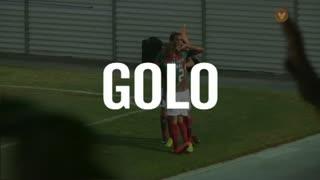 GOLO! Marítimo M., Fransérgio aos 53', Marítimo M. 1-0 A. Académica