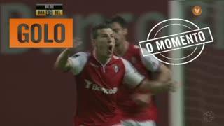 GOLO! SC Braga, Pedro Tiba aos 86', SC Braga 1-1 Belenenses