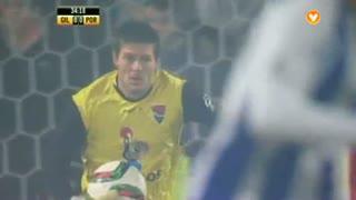 FC Porto, Jogada, Alex Sandro aos 34'