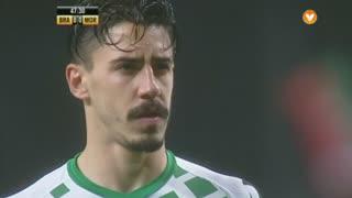 Moreirense FC, Jogada, André Simões aos 48'