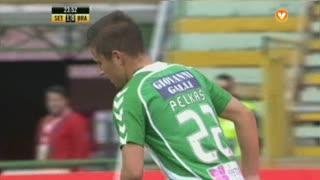 Vitória FC, Jogada, D. Pelkas aos 23'