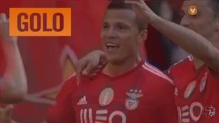 GOLO! SL Benfica, Lima aos 30', SL Benfica 2-0 CD Nacional